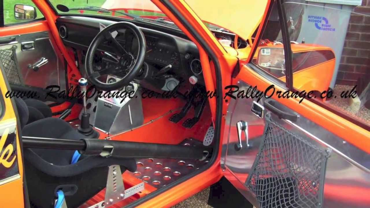 rallyorange mk2 escort r oxau grp4 build 2006 rallying orange youtube. Black Bedroom Furniture Sets. Home Design Ideas