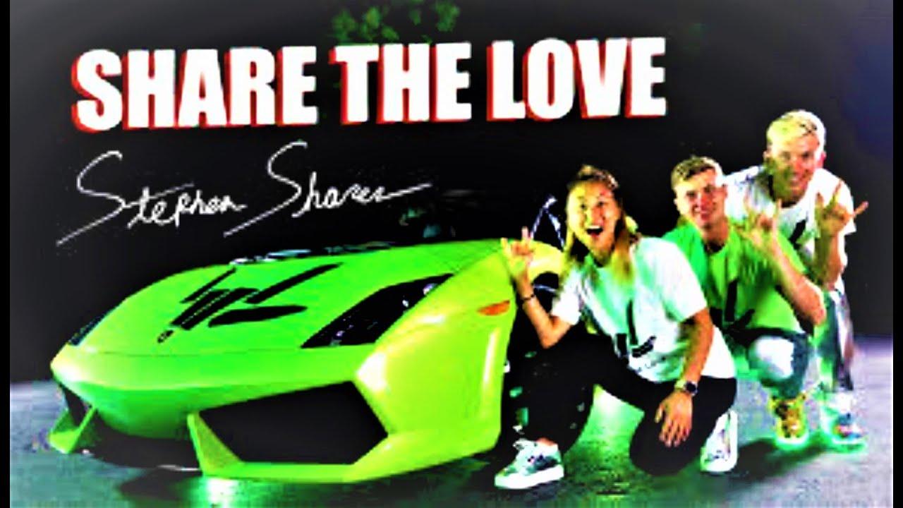 Stephen Sharer Carter Sharer Lizzy Share The Love