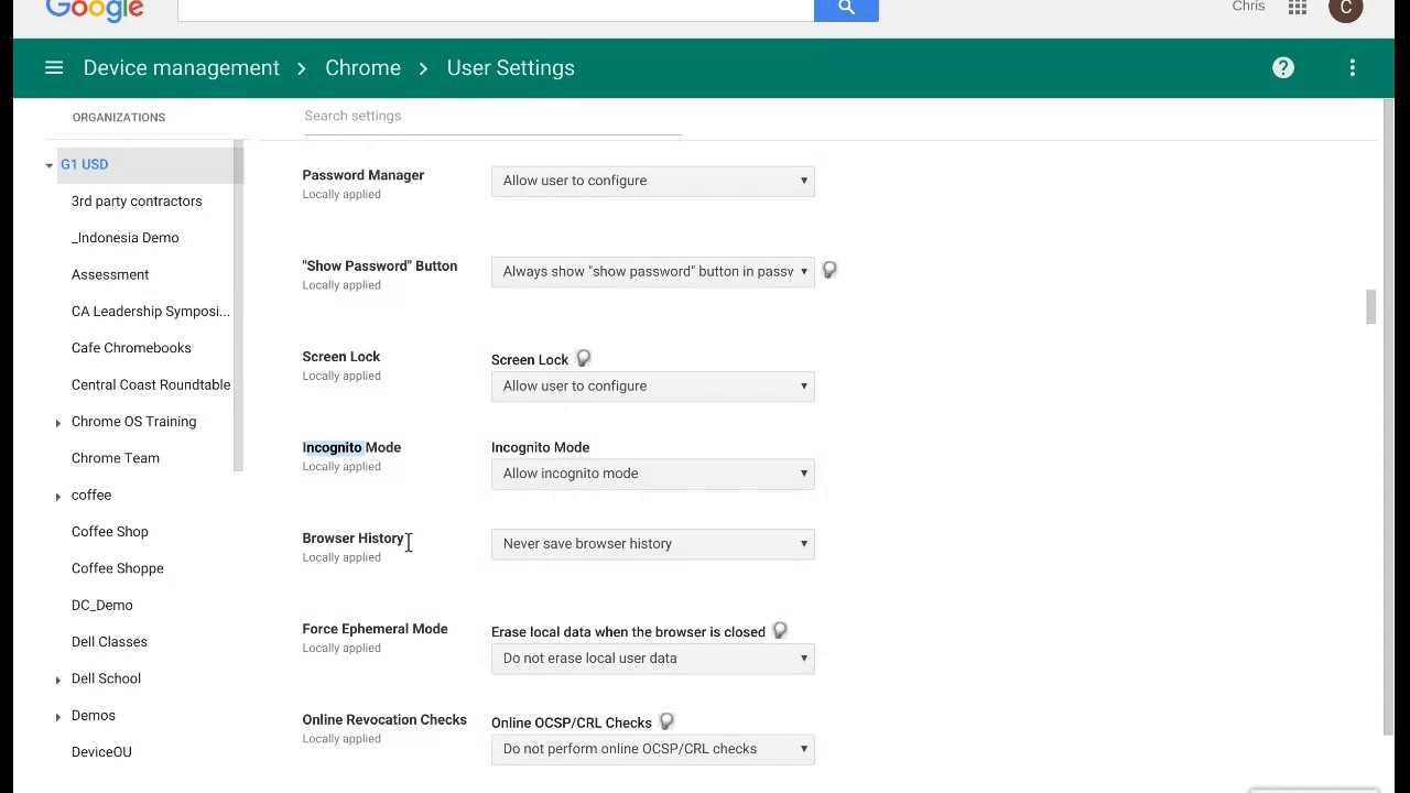 How to Manage Devices with Chrome Device Management
