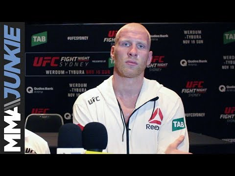 Adam Wieczorek disappointed with UFC Fight Night 121 victory