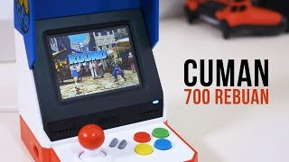 Unboxing Mesin GAME DING DONG! - Neo Geo Mini