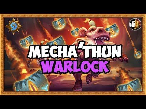 Hearthstone: Do You Even Mecha'thun Warlock?!