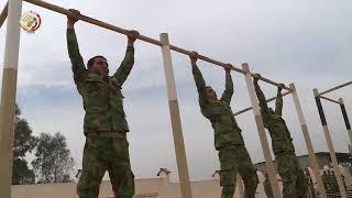 الفريق أول صدقى صبحى  يشهد عدد من الأنشطه التدريبية لوحدات المظلات ويلتقى برجال القوات الخاصة