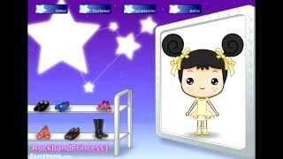 Free Online Pany Pang Games - Pany Pang Dress Up Game