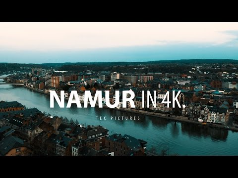 NAMUR IN 4K ! #1 (LUMIX GH5 LowLight)