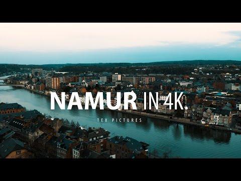 NAMUR IN 4K ! #1 (LUMIX GH5 LowLight)