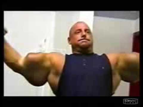 Bodybuilding Gregg Valentino The Man Whose Arms Exploded گرگ والنتینو