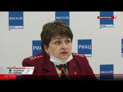Новости Волгограда и Волгоградской области 18 05 2020