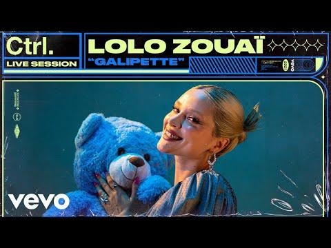 Youtube: Lolo Zouaï – Galipette (Live Session) | Vevo Ctrl