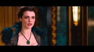 Oz Wielki i Potężny - Kłótnia o Czarnoksiężnika [dubbing] [HD]