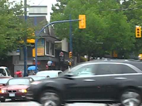 Royal Mounted Police in Vancouver.AVI