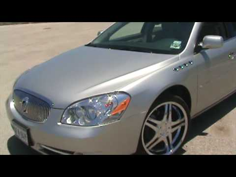 2006 Buick Lucerne Cxs Youtube