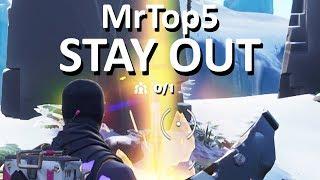 I Found MrTop5's SECRET Fortnite Creative Map