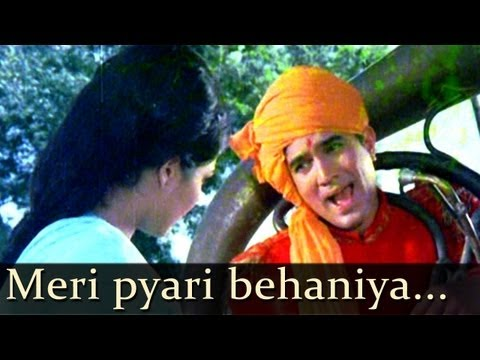 Sachaa Jhutha - Meri Pyari Behaniya Banegi Dulhaniya - Kishore Kumar