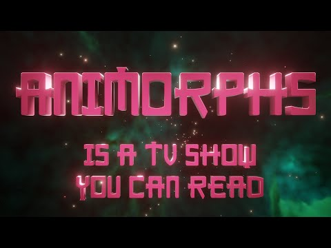 Animorphs II: How To Write A Book Series Like A TV Show