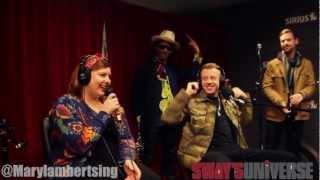 "Macklemore and Ryan Lewis perform ""Same Love"" on #swayinthemorning"