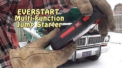 EverStart Multi-Function Jump Starter. $19 at WalMart.