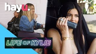 Kylie Infiltrates Best Friend's Date | Life of Kylie