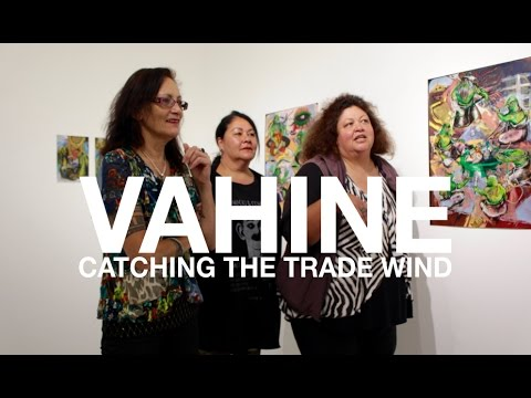 Vahine – Catching the Trade Wind