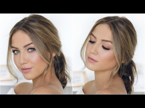 Effortless & Natural Bridal Makeup