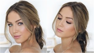 Effortless & Natural Bridal Makeup | Shelbey Wilson