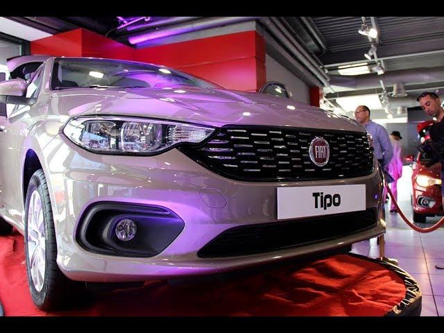 Lancement officiel de la nouvelle Fiat Tipo 5