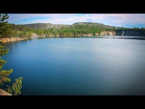 Голубые озера, карьеры Хургада, Лазурный и Тритон 🎴