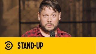 Me Caga mi Abuelita Luiki Wiki Stand Up Comedy Central México