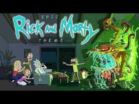 Rick And Morty Kinox.To German