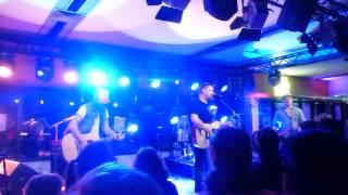 Jupiter Jones - Unter uns Darvinfinken live unplugged @ TU Do 20.10.2013