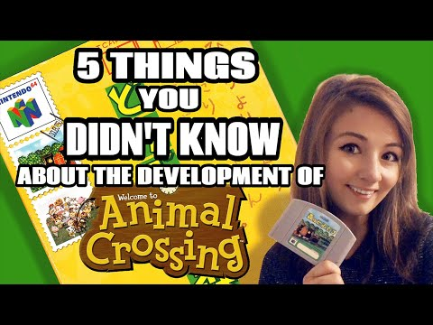 5 Things You Didn't Know About The First Animal Crossing Game!