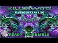 Killerwatts & Mandala - Ready To Rumble
