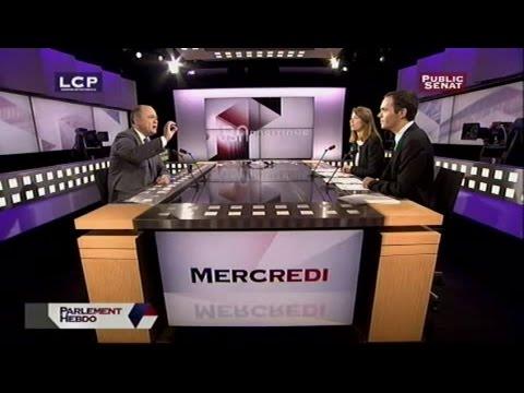 Invité: Bruno Le Roux - PARLEMENT HEBDO (28/09/2012)
