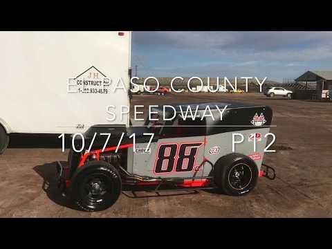 el paso county raceway dwarfcar heat 1