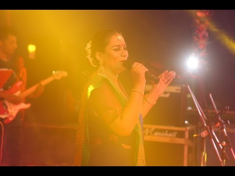 Dil Hoom Hoom Kare: Kalpana Patowary LIVE From Airport Authority Of India Guwahati Assam