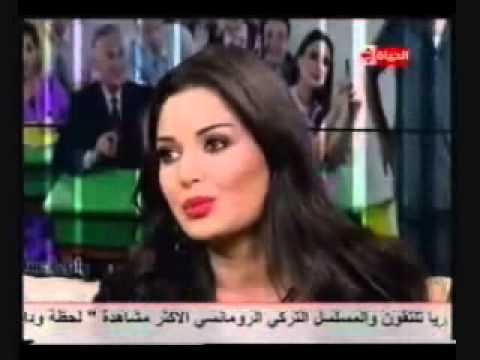Cyrine Abdel Nour - On Al Hayah Cinema part 1