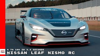 Nissan Leaf Nismo RC 2011 Videos