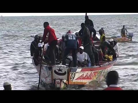 Immigration from Senegal to Spain