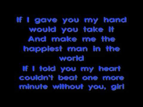 Would You Go With Me with Lyrics