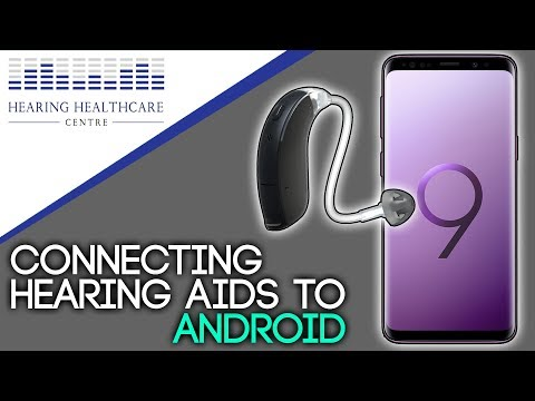 How To Connect Your Hearing Aids To Android Phones!