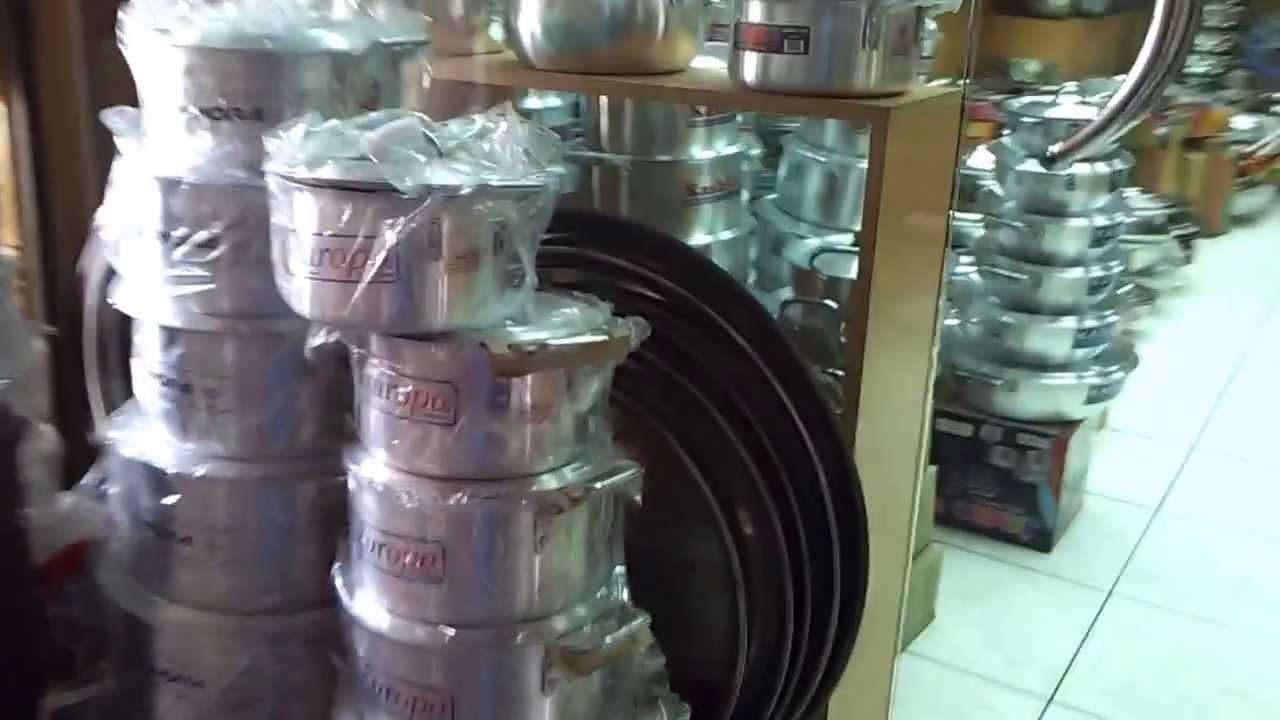 45fd8cf98 Utensils Market Dubai سوق المواعين دبي - YouTube