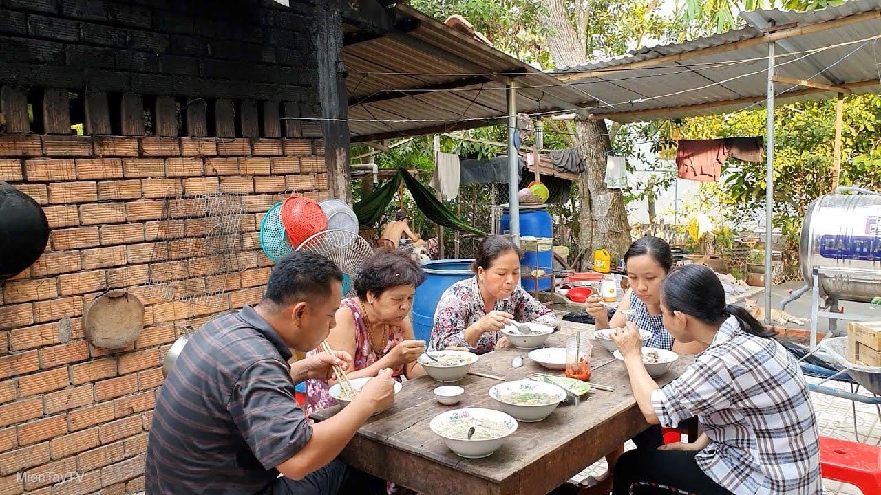 Thợ Lam Xong Rồi Nha Minh Nấu Chao Long đai Miền Tay Tv Youtube