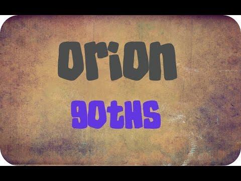 AoE2: OrionGoths vs 1900 - 11 April