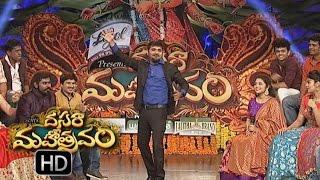 Chanti Naa Show Naa ishtam | Dasara Mahotsavam  | 11th October 2016 | ETV  Telugu