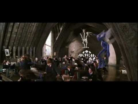 Professor Lockhart Class Scene