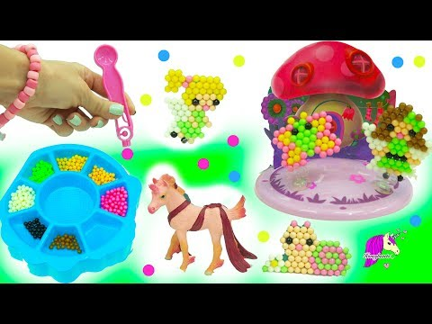 Thumbnail: Make Your Own Fairy & Unicorn Horse Beados - Magical Water Beads - Video