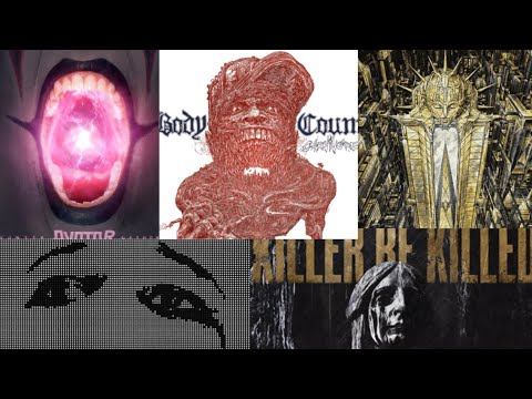 Revolver Magazine release their Top 25 Albums of 2020 Deftones/Ozzy/Lamb of God and more!