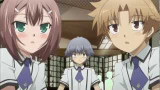 Baka and Test Season 2 - Fun with Voice Recorders