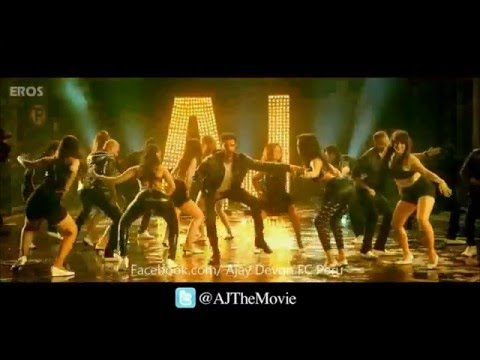 Action Jackson theme - Ajay Devgn and Prabhudeva