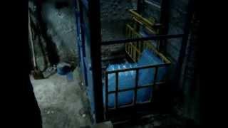 Грузовой подъемник(Подъемная грузовая платформа., 2013-01-22T09:05:18.000Z)